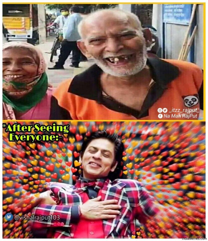 Baba ka dhaba After seeing everyone meme.jpg