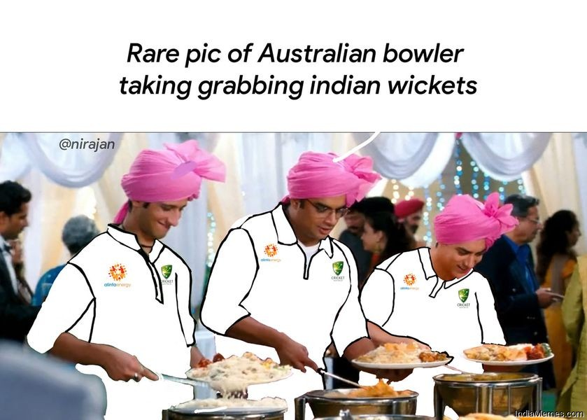 India 36 All Out Memes